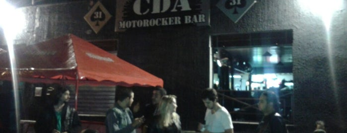 CDA Motorocker Bar is one of Lugares favoritos de Bárbara.