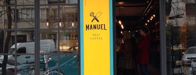 Manuel Deli & Coffee is one of İstanbul.