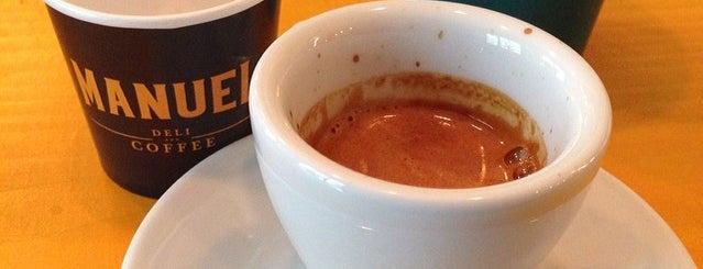 Manuel Deli & Coffee is one of İstanbul Yeme&İçme Rehberi - 5.