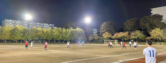 北運動公園 is one of Locais curtidos por Masahiro.