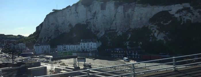 Dover Seaways is one of Tempat yang Disukai Jus.