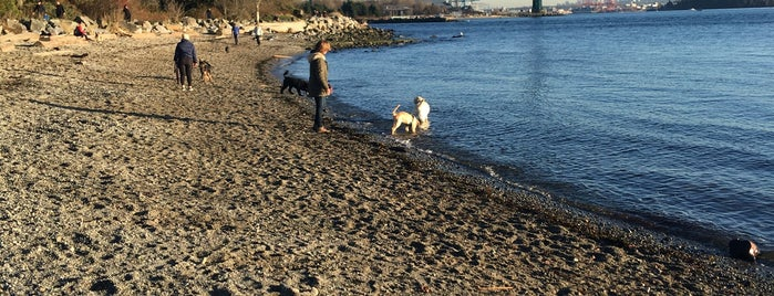 Ambleside Off-Leash Dog Park is one of Tempat yang Disukai Jus.
