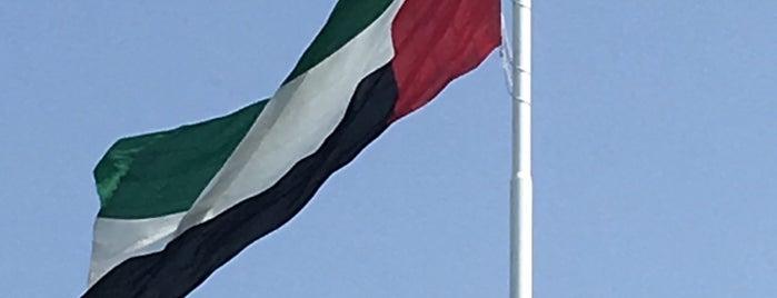 Abu Dhabi Heritage Village is one of Tempat yang Disukai Jus.