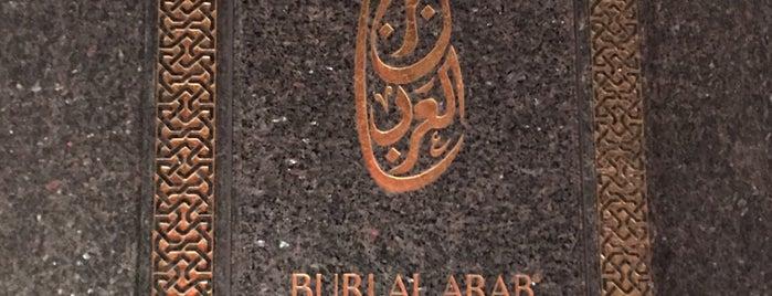 Burj Al Arab is one of Tempat yang Disukai Jus.