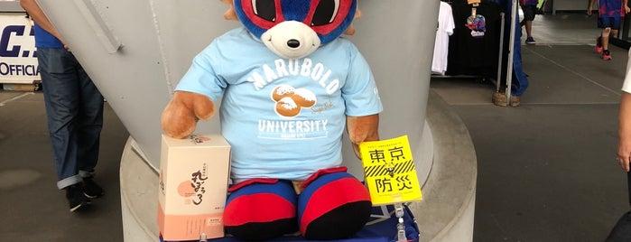 FC東京グッズショップ (ジャンドロ店長の店) is one of まるめん@下級底辺SOCIO : понравившиеся места.