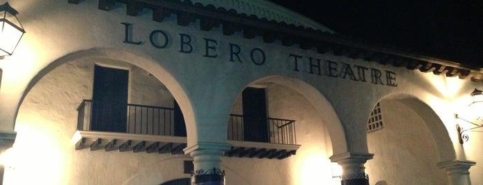 Lobero Theatre is one of Orte, die Sally gefallen.