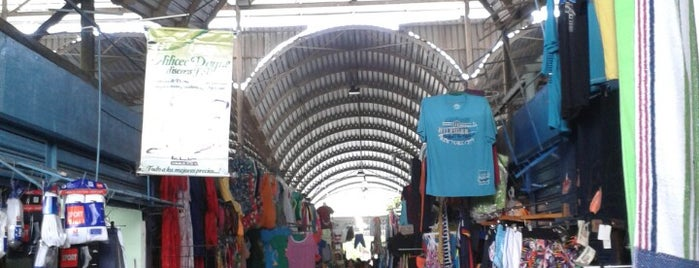 Mercado de Conejeros is one of Margarita.