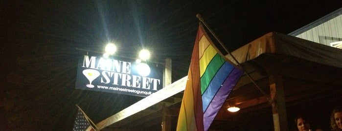 Maine Street is one of Nightclubs/Events.