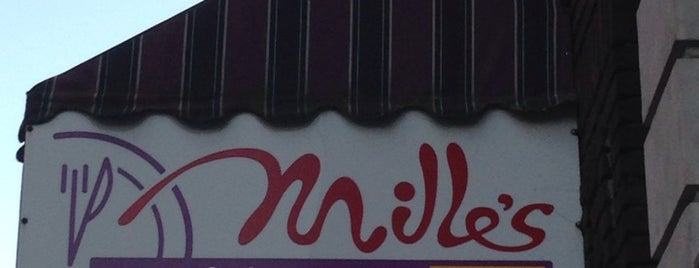 Mille's Cafe is one of Springfield Bucket List.