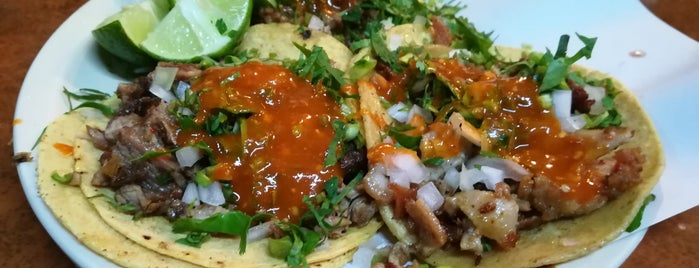 Taco Loco is one of Food.