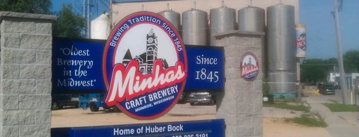 Minhas Craft Brewery is one of Jen 님이 좋아한 장소.