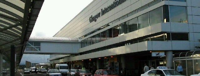 Glasgow International Airport (GLA) is one of Leaving on a jet plane....