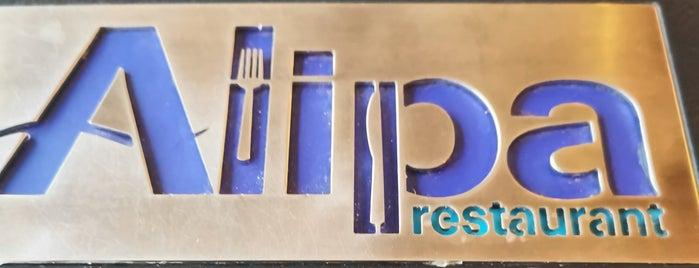 Alipa Restaurant is one of Tempat yang Disukai Pedro.
