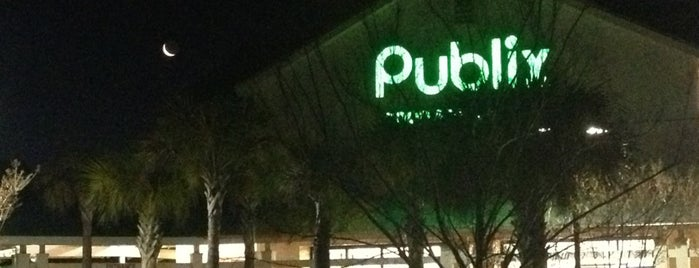 Publix is one of Locais curtidos por Els.
