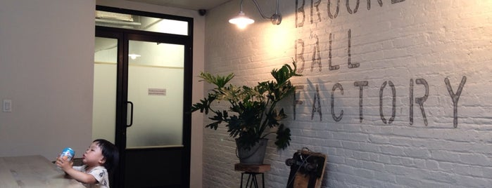 Brooklyn Ball Factory is one of Mark 님이 좋아한 장소.