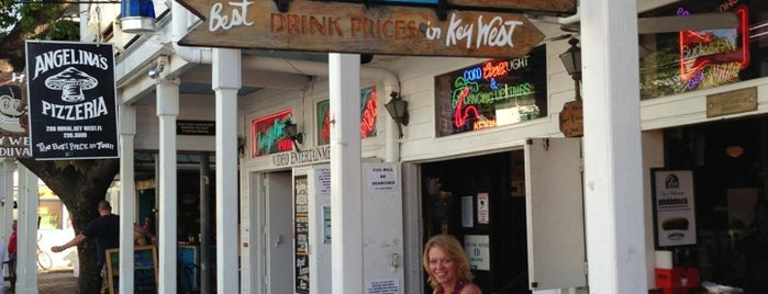 Rick's Bar is one of Things To Do In Key West.