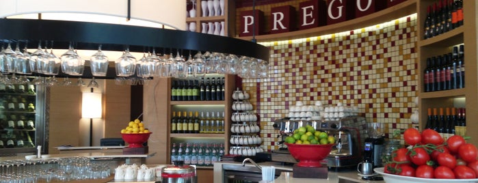 Prego's is one of Locais salvos de Ba6aLeE.
