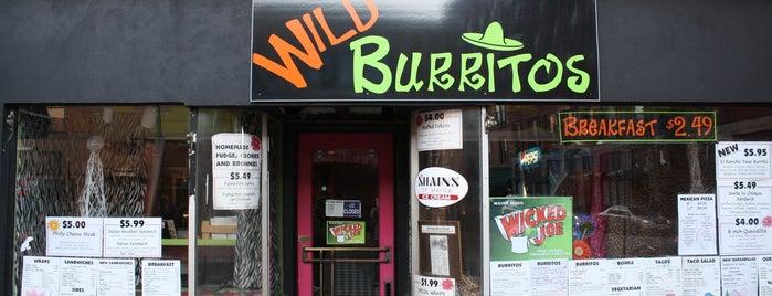 Wild Burrito is one of Portland, ME.