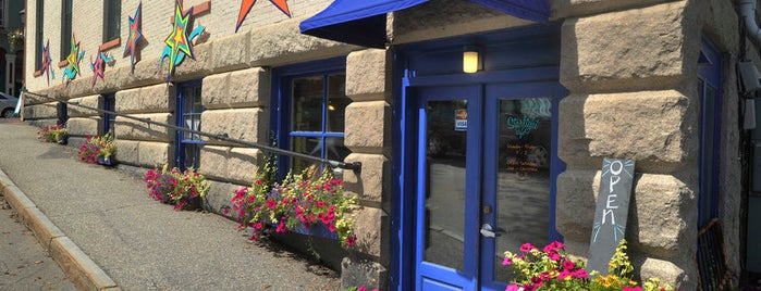 Starlight Cafe is one of Maine.