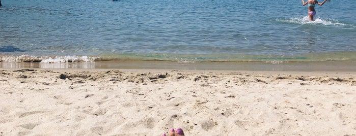 Pserimos Beach is one of Mayte 님이 좋아한 장소.