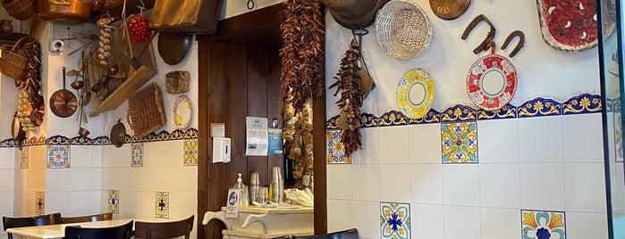Pizzeria Napoli in Bocca is one of Italia.