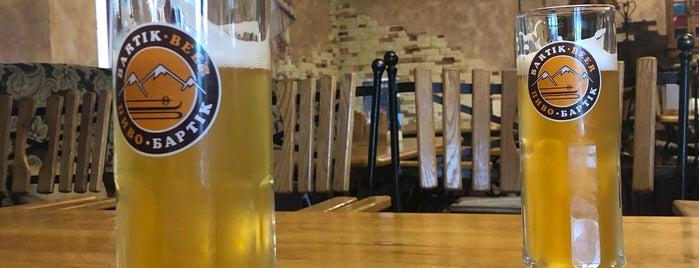 Пивоварня «Бартік» is one of Ievgenさんのお気に入りスポット.