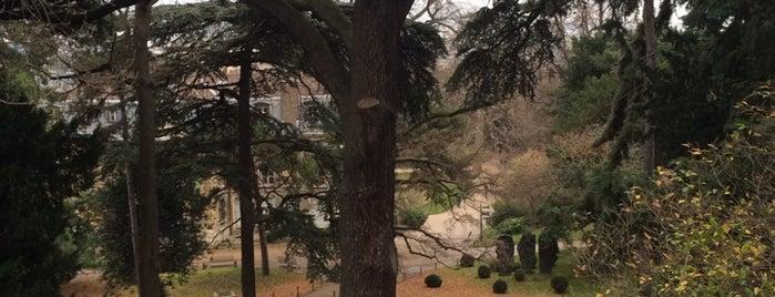 Labyrinthe du Jardin des Plantes is one of Paris.