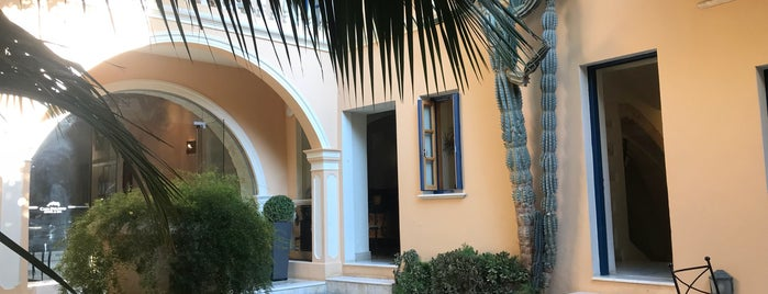 Casa Delfino Hotel Chania is one of WORLDS BEST HOTELS..