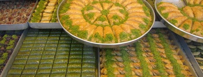 Diyar Burma Tatlıcısı is one of Locais curtidos por ömer.