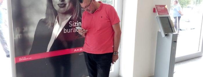 Akbank Afyon Organize Sanayi Bölgesi A.t.m is one of Orte, die Yücel gefallen.