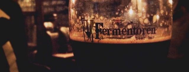 Fermentoren is one of 10 craft beer spots you need to try in Copenhagen.