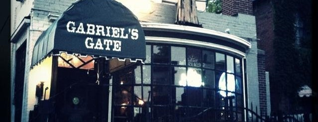 Gabriel's Gate is one of Restaurants I want to Try.