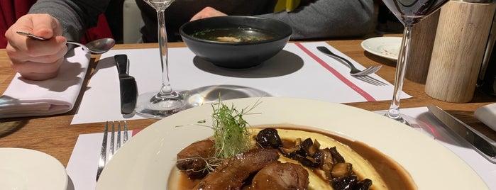 Lucky Restaurant Vinotheque (Ресторан Лакки) is one of Kiev.