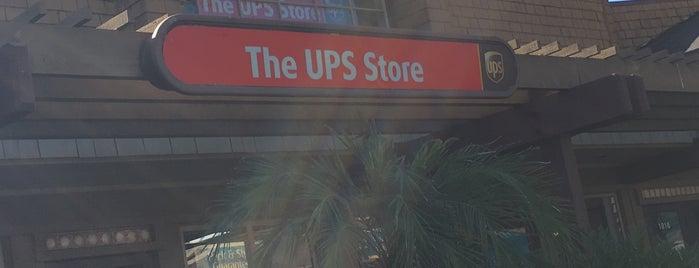 The UPS Store is one of Tempat yang Disukai seth.