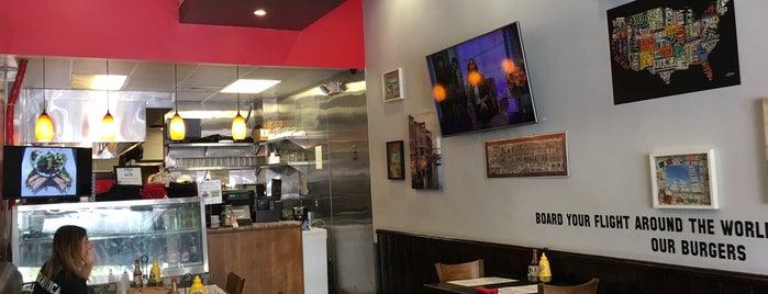 Signature Burger is one of Tempat yang Disimpan Andrew.