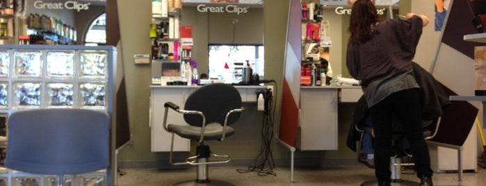 Great Clips is one of Lieux qui ont plu à Ryan.