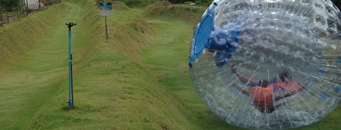 Rollerball Zorbing is one of VACAY-PHUKET.