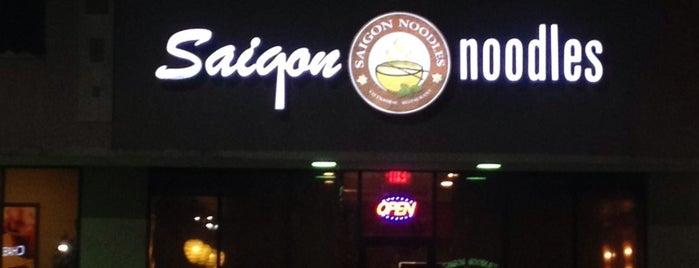 Saigon Noodles is one of Baton Rouge.