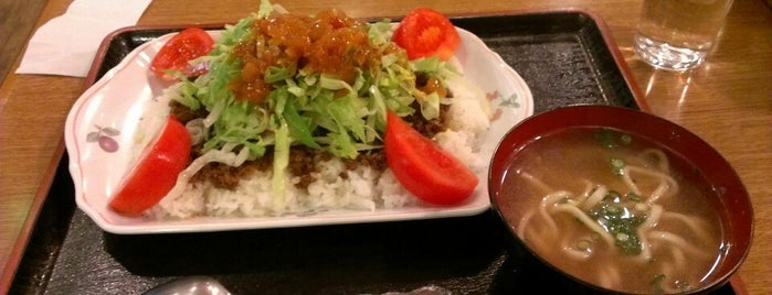 レストラン OKINAWA is one of k_chicken: сохраненные места.