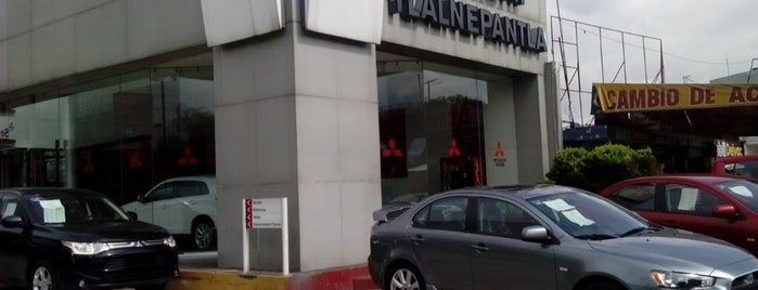 Mitsubishi Perinorte is one of สถานที่ที่ Elisheba ถูกใจ.
