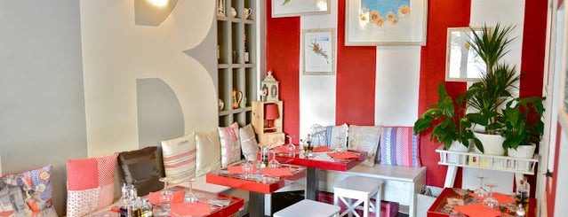 TIBI - Bistrot Provencal is one of Milan lifestyle.