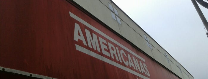 Americanas Express is one of สถานที่ที่ Mônica ถูกใจ.