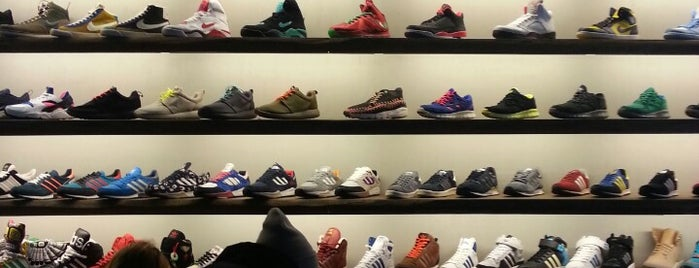 Overkill is one of Sneaker Shops.