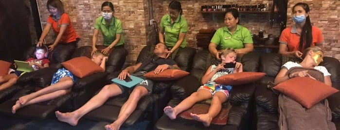 MULBERRY MASSAGE is one of Massage.