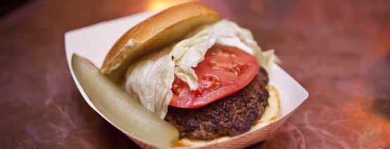 Sea Witch is one of NY Best Burgers (Readers Choice + Critic Picks).
