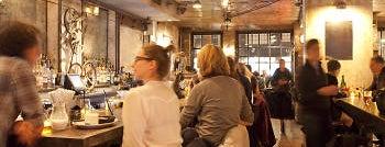 Boulton & Watt is one of best bars open on christmas.