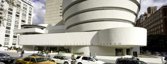 Solomon R Guggenheim Museum is one of Astounding Museum Facts.