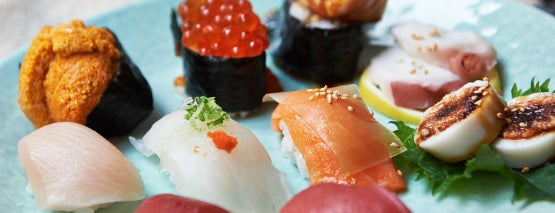 Sushi Sasabune is one of Japan In New York.