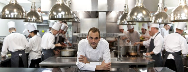 Eleven Madison Park is one of 2013 Food & Drink Award Winners.