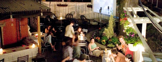 The Creek and The Cave is one of Best Outdoor Bars.